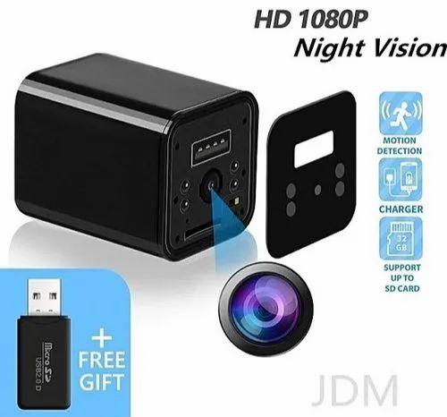 Night Vision Hd 4k Usb Wall Charger Camera