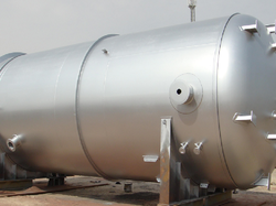 Cylindrical Pressure Vessels