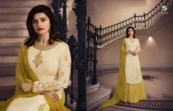 Vinay Fashion's Lifestyle Georgette and Silk Partywear Suits