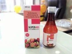 Super-Ma syrup