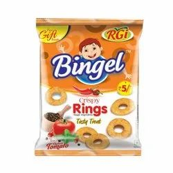 Crispy Ring Packaging Pouch