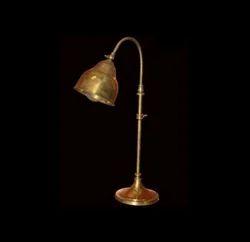 Antique Fluorescent Metal Industrial Lamp