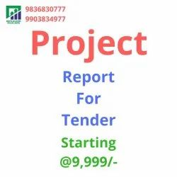 Project Report For Tender, Pan India