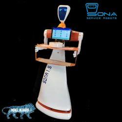 Service Robot For Restaurants Service