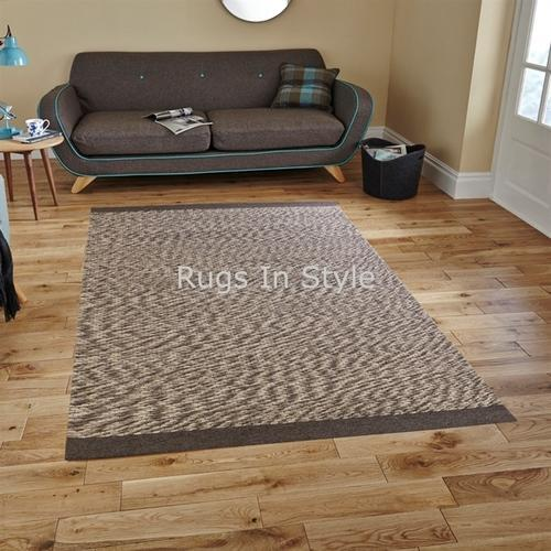 Indian Hand Woven Textured Rug 100 Viscose Wool Ris Cpt
