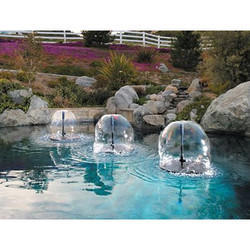 Outdoor Ball Fountain