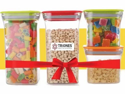 Triones Free Flow Container 4 In 1 Kit