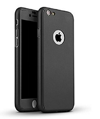 best website 18720 4fbea Curio City Full Body Protection 360 Degree Front Back Case