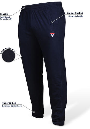 Male Cotton Men' ' s Track Pant