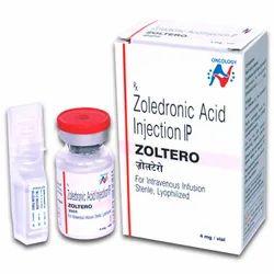 4 mg Zoledronic Acid Injection