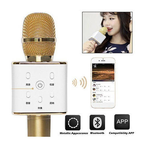 Q10 Mic With Bluetooth Speaker Microphone