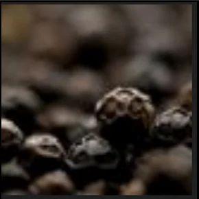 World BEST BLACK PEPPER 100/% FRESH /& CLEAN ~ 100g ~ SEALED PACK