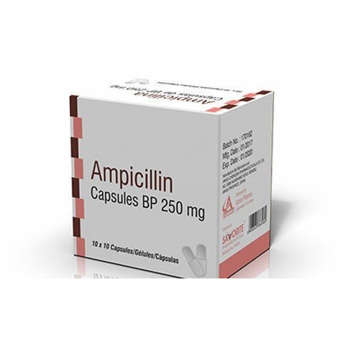 Savorite Capsule Ampicilline Capsules, 100 Tablets, Packaging Type: Box