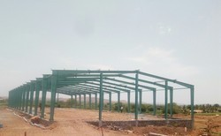 Heavy Column Structure Fabrication