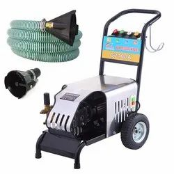WATER TANK CLEANING MACHINE