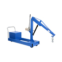 Easy Move Mini Crane Hydraulic Floor Crane, Em 125, 5-10 Ton