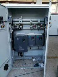Solar Water Pump Control Panel