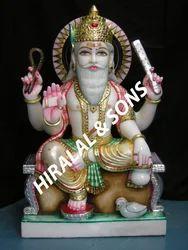 Lord Vishvakarma Statue