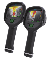 Thermal Imaging Cameras for Firefighters