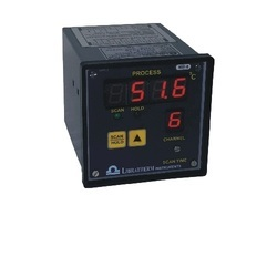 Digital Eight Channel Temperature Scanner