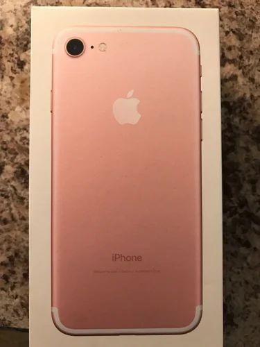Rose Gold New Apple Iphone 7s 7 Plus
