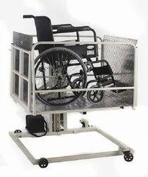 Wheel Chair Motorized Lift