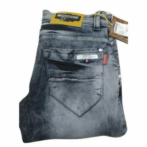 ee848e8e Mature Men Black Shaded Jeans, Rs 250 /piece, Maa Vaishno Garments ...