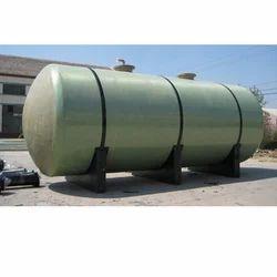 Fiberglass Storage Tank
