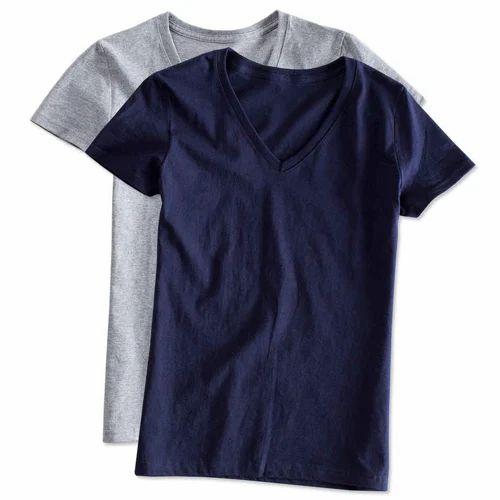 Mens Plain Promotional T-Shirt