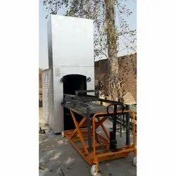 Diesel Cremation Furnace
