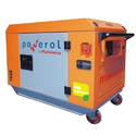 Used Mahindra Generator Set