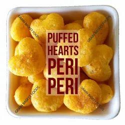 Oats Hearts Peri Peri, Packaging Size: 2 Kg