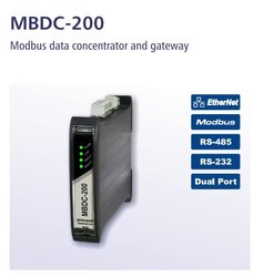 MBDC-200 Modbus Data Concentrator And Gateway