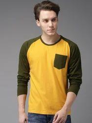 Full Sleeve Perfect Men's Wear T-Shirts