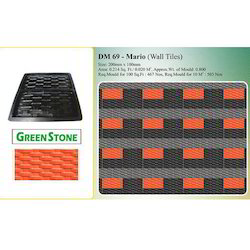 DM 69 Mario Wall Tile Mold