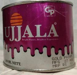 Ujjala Gold Paints, Packaging Type: Tin