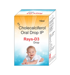 Cholecalciferol Oral Drop IP