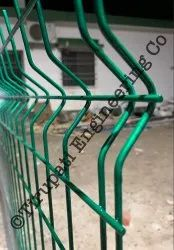 Welded Mesh Boundary Fencing