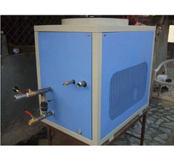 Drycool Systems Mild Steel Circulating Water Chillers, Water-Cooled