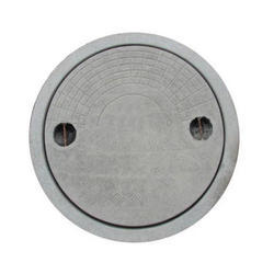 Round Manhole Cover With Frame