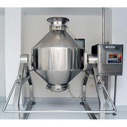 Double Cone Mixer Blender