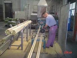 Brass Casting Machine