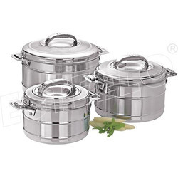 ESTEELO Elentra Gift Set Stainless Steel insulated Hot Pot Casserole