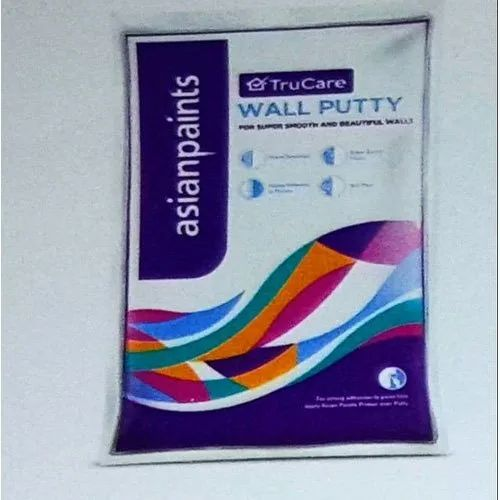 Asian Paints Wall Coating Trucare Wall Putty Packaging Type Pp Bag Packaging Size 40 Kg Rs 780 40 Kilogram Id 21328462197