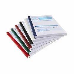 Upto 1 Week Paper Book Binding Service, in India