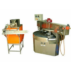 Automatic Chapati Machine With Peda Cutting Machine