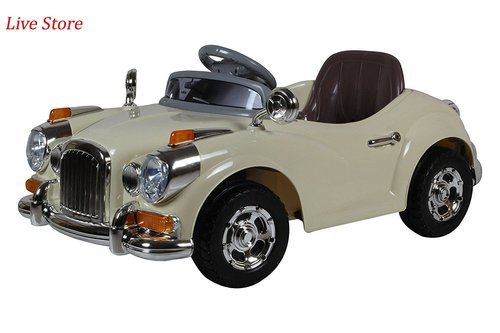 livestore vintage style ride on car for kids