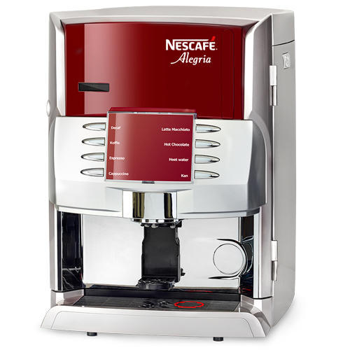 Nescafe Alegria 8 60 Vending Machine Snap Marketing