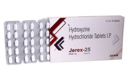 Hydroxyzine 25 MG Tab