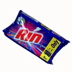 Rin Detergent Bar, Shape: Rectangle